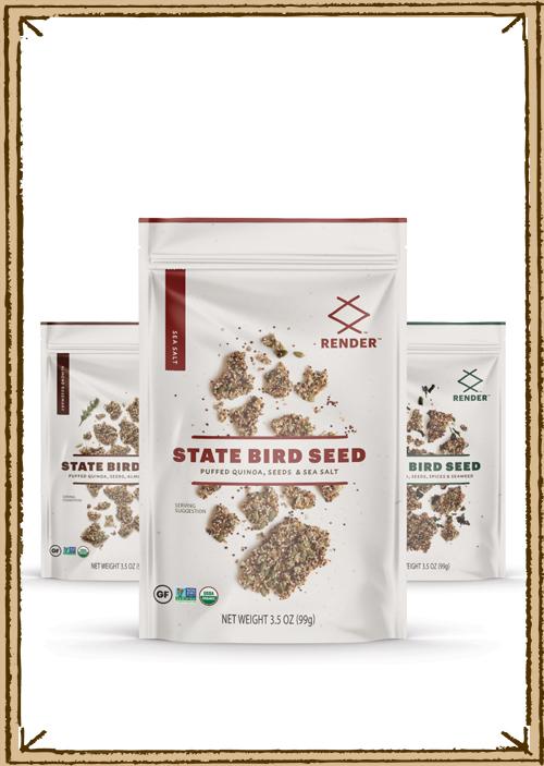 State Bird Seed