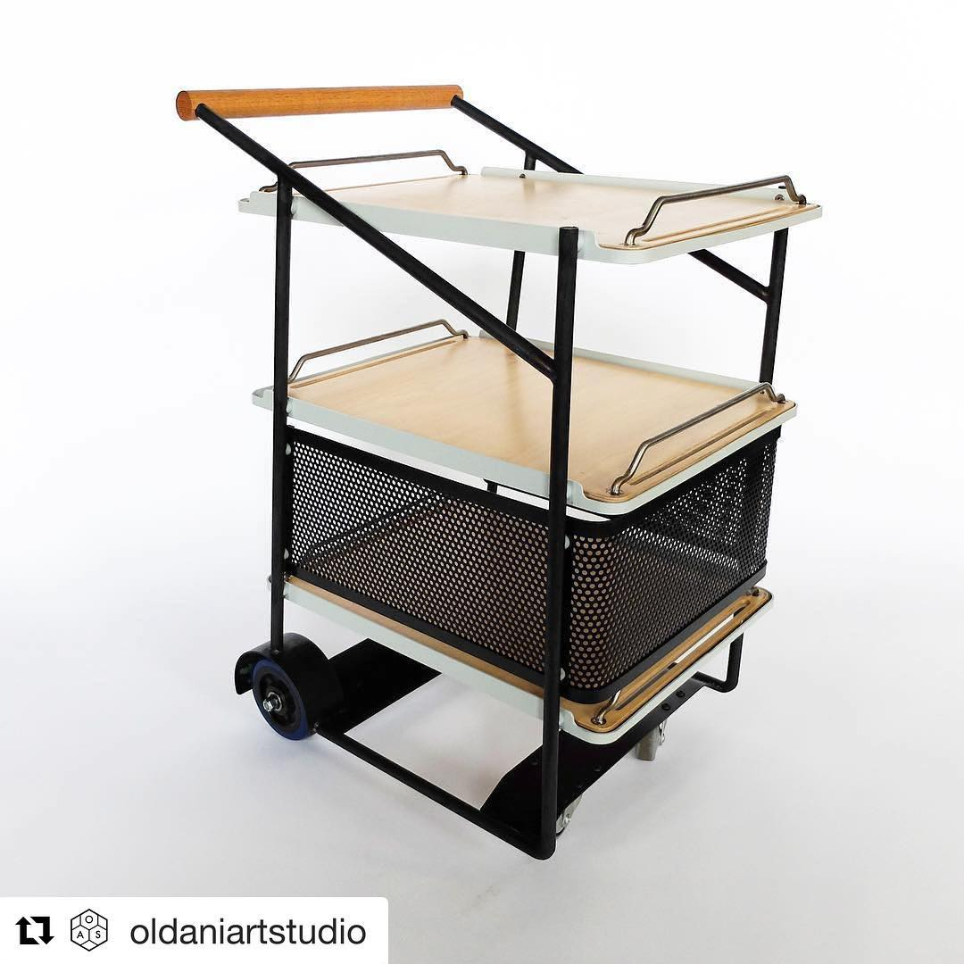 The State Bird Cart! fabricated by oldaniartstudio designed by Wyliehellip