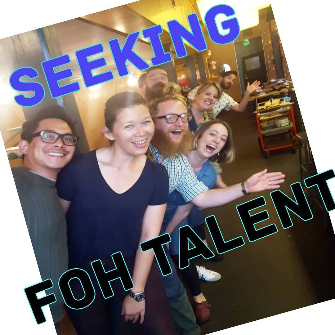 State Bird is seeking passionate driven talent for our fronthellip